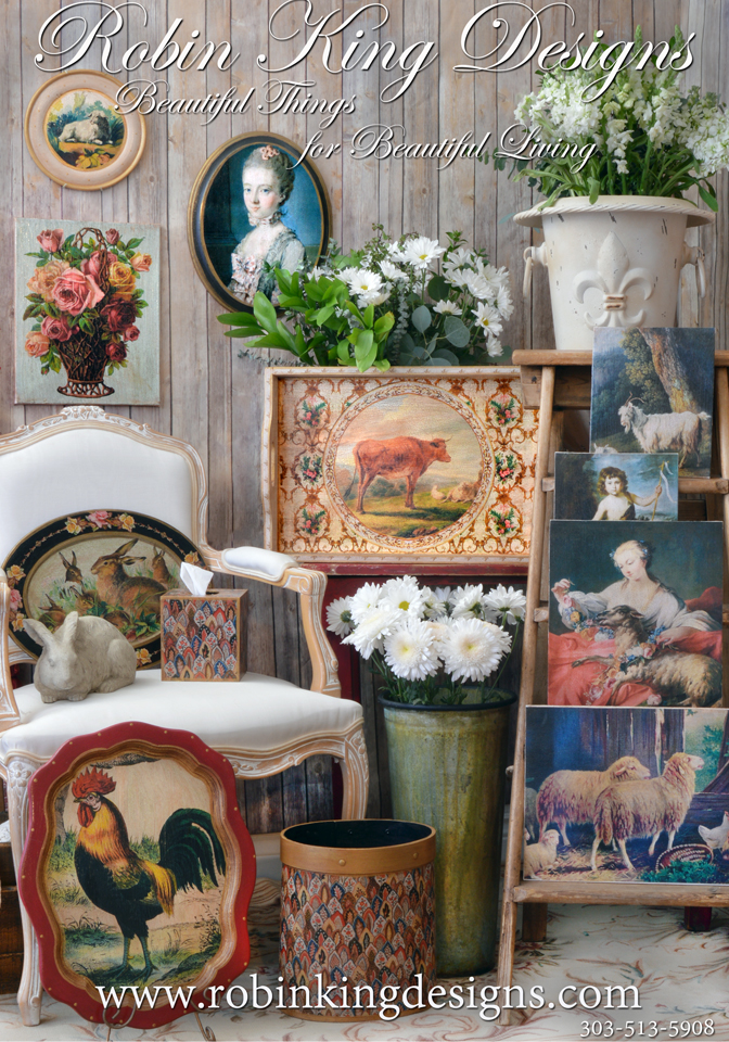 French Country Style - French country magazine
