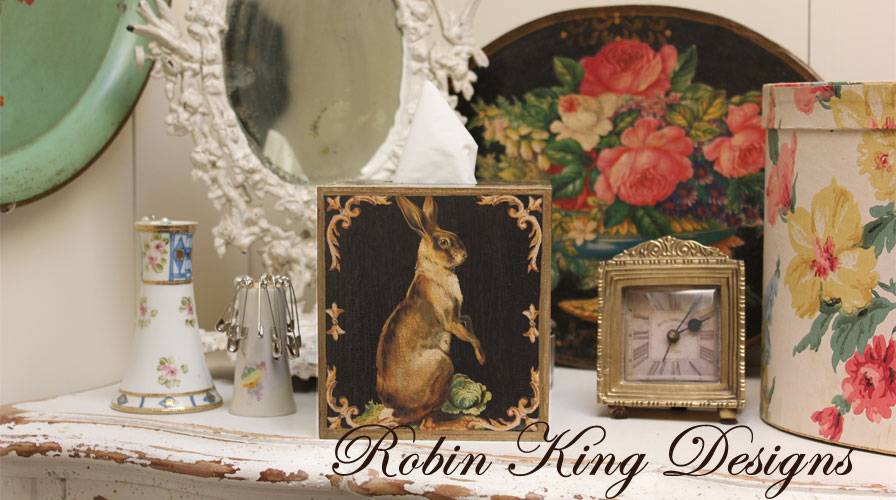 Robin King Designs Romantic Living