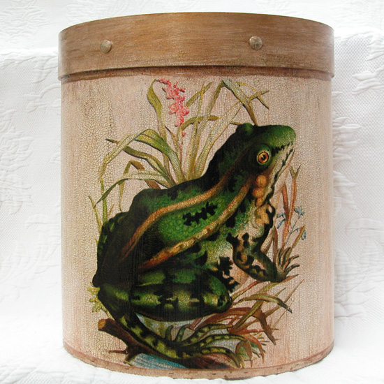 Frog Wastepaper Basket