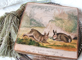 French Rabbits Box