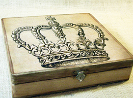 Royal Crown Box