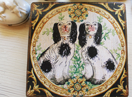 Staffordshire Dogs Box